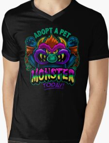 Adopt A Pet Monster Adults T-shirt