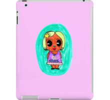 Sweet Chibi Donut Care! iPad Case/Skin