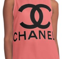 CHANEL Contrast Tank