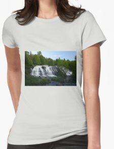 Bond Falls Womens Fitted T-Shirt