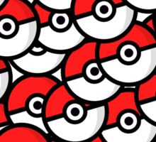 N'oublie pas tes POKÉBALL Sticker