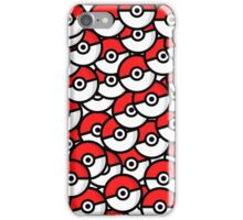 N'oublie pas tes POKÉBALL iPhone Case/Skin