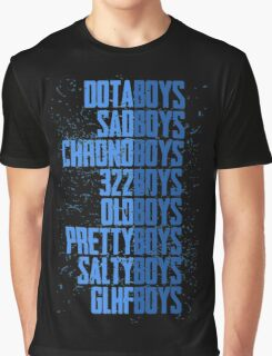 The Boys Graphic T-Shirt