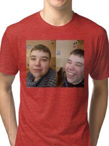 FUNNY NFKRZ SHIRT Tri-blend T-Shirt
