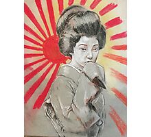 Japan  Photographic Print