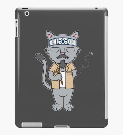 Mr.Meowgi iPad Case/Skin