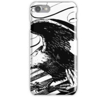 Ribbon Thief  iPhone Case/Skin