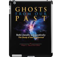 Ghostbusters - Ghosts of Our Past Book Cover iPad Case/Skin