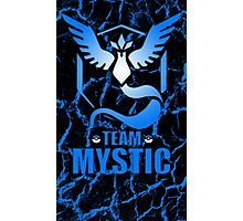Pokemon Go - Team Mystic Photographic Print