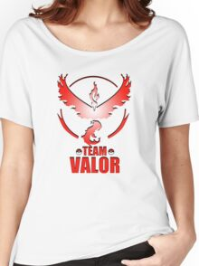 Pokemon Go - Team Valor Women's Relaxed Fit T-Shirt