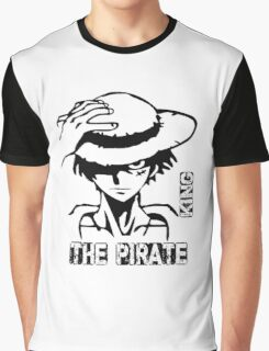The Pirate King Graphic T-Shirt