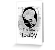 The New IBaby Greeting Card