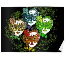 Seasons of the Goddess Poster