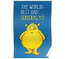 Seriously Dad! Poster
