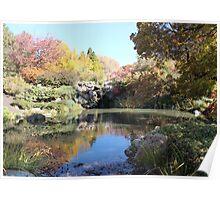 Autumn Reflection 2 Poster