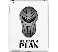 We Have A Plan Cylon BSG iPad Case/Skin