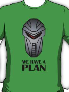 We Have A Plan Cylon BSG T-Shirt
