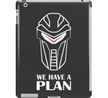 We Have A Plan Cylon BSG iPad Case/Skin