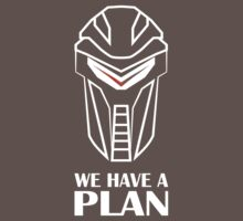 We Have A Plan Cylon BSG by gyenayme