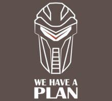 We Have A Plan Cylon BSG by gyenayme