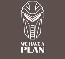 We Have A Plan Cylon BSG Unisex T-Shirt