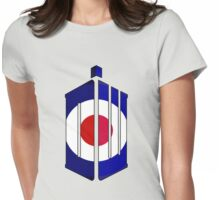 Who Who Womens Fitted T-Shirt