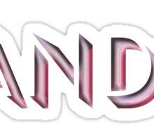 Candis Sticker