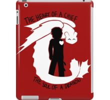 The Heart of a Chief iPad Case/Skin