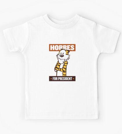 hobbes  Kids Tee