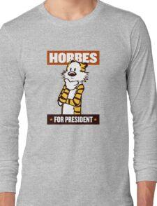 hobbes  Long Sleeve T-Shirt