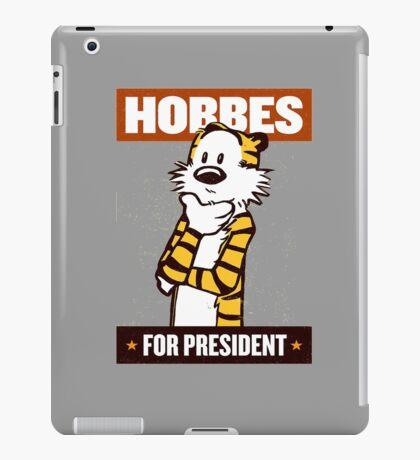 hobbes  iPad Case/Skin