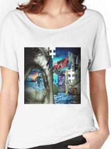 Graffiti Island Women's Relaxed Fit T-Shirt