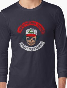 Pokemon Trainer Ash Quote Long Sleeve T-Shirt