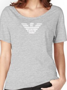 GERGIO ARMANI Women's Relaxed Fit T-Shirt