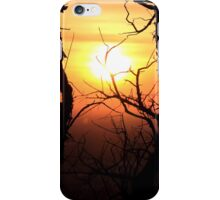 Sunset to Start My Journey iPhone Case/Skin