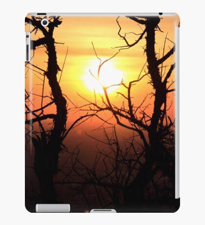 Sunset to Start My Journey iPad Case/Skin
