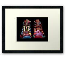 mvp pairs Framed Print