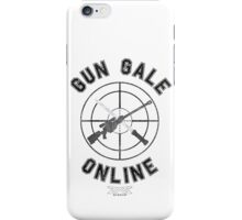 Gun Gale Online iPhone Case/Skin