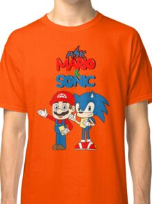 Ask Mario and Sonic Classic T-Shirt