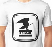US Mail Eagle Unisex T-Shirt