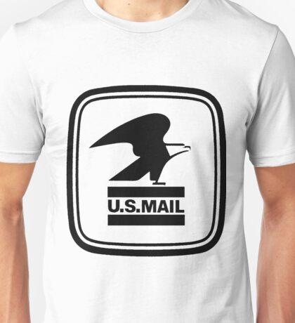 US Mail Eagle Unisex T-Shirt