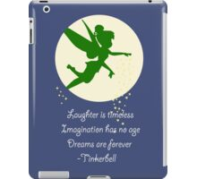 Dreams are forever | Tinkerbell iPad Case/Skin