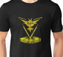Awesome funny T - shirt design for instinct and more Unisex T-Shirt