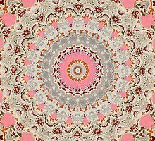 Pink & Grey by Vickie Burt