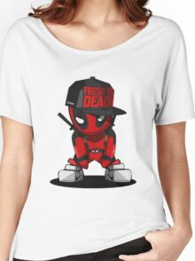 deadpool sneackers Women's Relaxed Fit T-Shirt