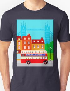 Double Decker 578 Unisex T-Shirt