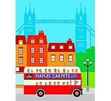 Double Decker 578 Photographic Print