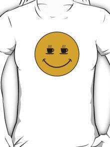 Smiley Coffee T-Shirt