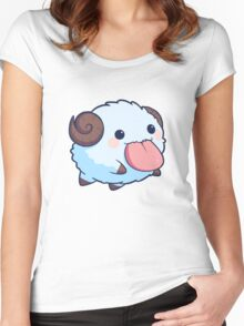 Cute Poros Women's Fitted Scoop T-Shirt