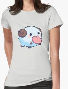 Cute Poros Womens Fitted T-Shirt